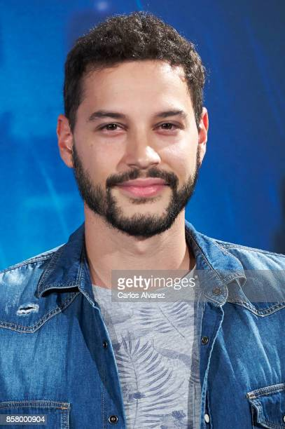 Alex Martinez attends 'Blade Runner 2049' premiere at the Callao cinema on October 5 2017 in Madrid Spain