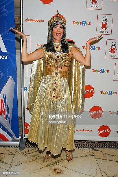 Alex McCord attends The 9th Annual Dream Halloween at Capitale on October 24 2010 in New York City