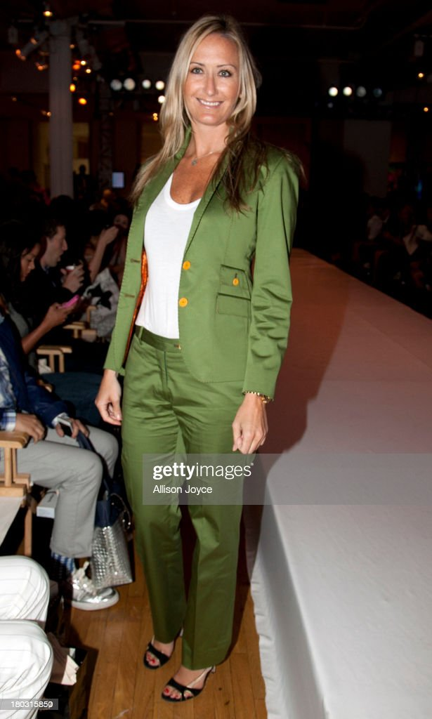 <a gi-track='captionPersonalityLinkClicked' href=/galleries/search?phrase=Alex+McCord&family=editorial&specificpeople=4697416 ng-click='$event.stopPropagation()'>Alex McCord</a> attends the Malan By Malan Breton fashion show during STYLE360 Spring 2014 at Metropolitan Pavilion on September 11, 2013 in New York City.