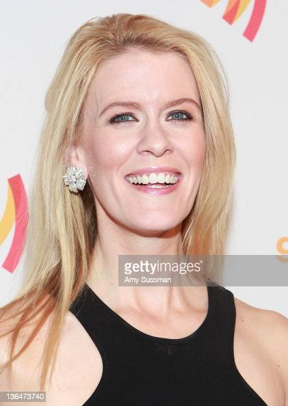 Alex McCord of The Real Housewives of New York City attends the 9th Annual GLAAD OUTAuction at the Metropolitan Pavilion on November 21 2010 in New...