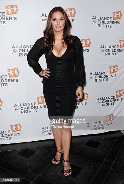 Alex Meneses attends the 7th annual Right To Laugh Benefit at Avalon on October 6 2016 in Hollywood California