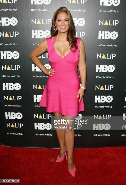 Alex Meneses attends the NALIP 2017 Latino Media Awards held at The Ray Dolby Ballroom at Hollywood Highland Center on June 24 2017 in Hollywood...