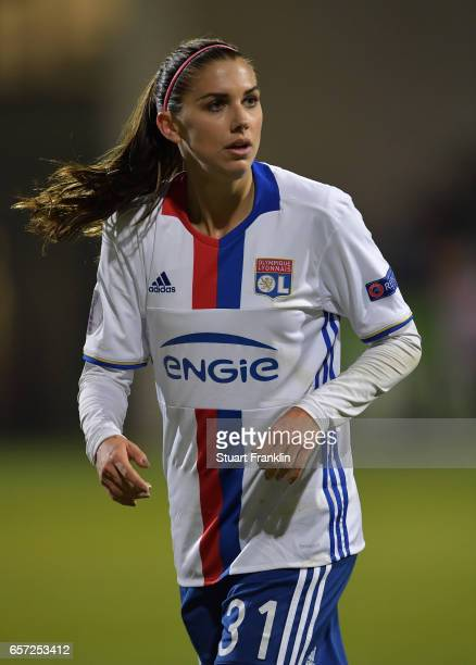 Image result for getty images alex morgan lyon