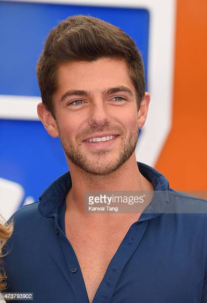 Alex Mytton attends the European premiere of 'Tomorrowland A World Beyond' at Odeon Leicester Square on May 17 2015 in London England