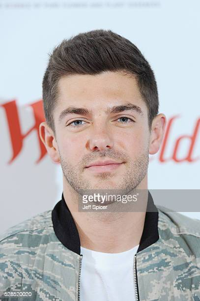 Alex Mytton attends the launch of Beauty Unbound at Westfield London on May 5 2016 in London England