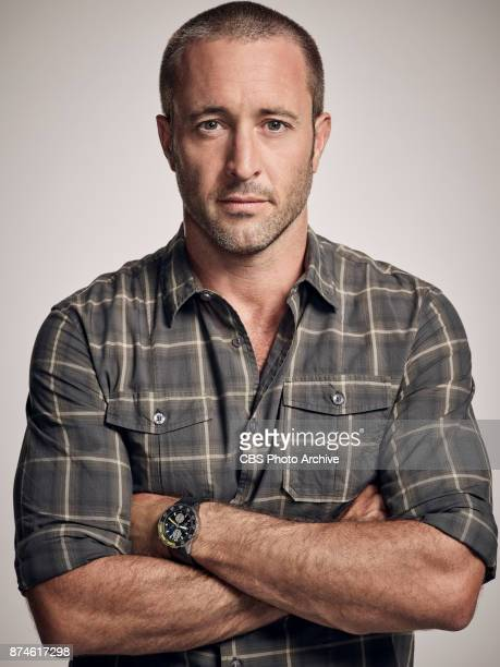 Alex O'Loughlin of the CBS series HAWAII FIVE0 scheduled to air on the CBS Television Network