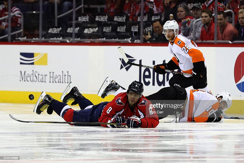 Philadelphia Flyers v Washington Capitals - Game Five