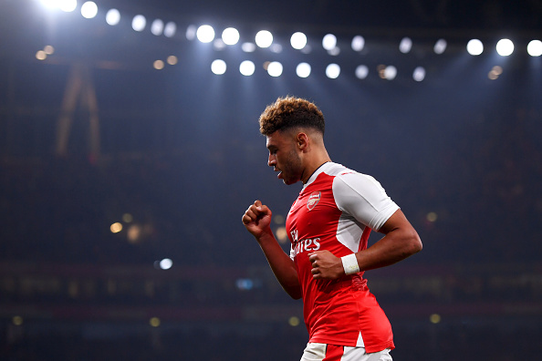 Arsenal v Reading - EFL Cup Fourth Round : News Photo