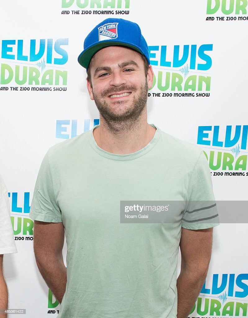of The Chainsmokers visits 'The Elvis Duran Z100 Morning Show' at Z100 ...