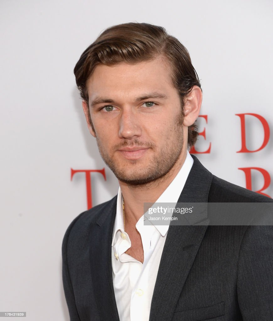 Alex Pettyfer attends the Los Angeles premiere of 'Lee Daniels' The Butler' at Regal Cinemas L.A. Live on August 12, 2013 in Los Angeles, California.