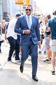 Celebrity Sightings In New York City - July 18, 2021