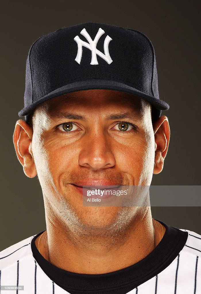 <a gi-track='captionPersonalityLinkClicked' href=/galleries/search?phrase=Alex+Rodriguez+-+Baseball+Player&family=editorial&specificpeople=167080 ng-click='$event.stopPropagation()'>Alex Rodriguez</a> #13 of the New York Yankees poses for a portrait on Photo Day at George M. Steinbrenner Field on February 23, 2011 in Tampa, Florida.