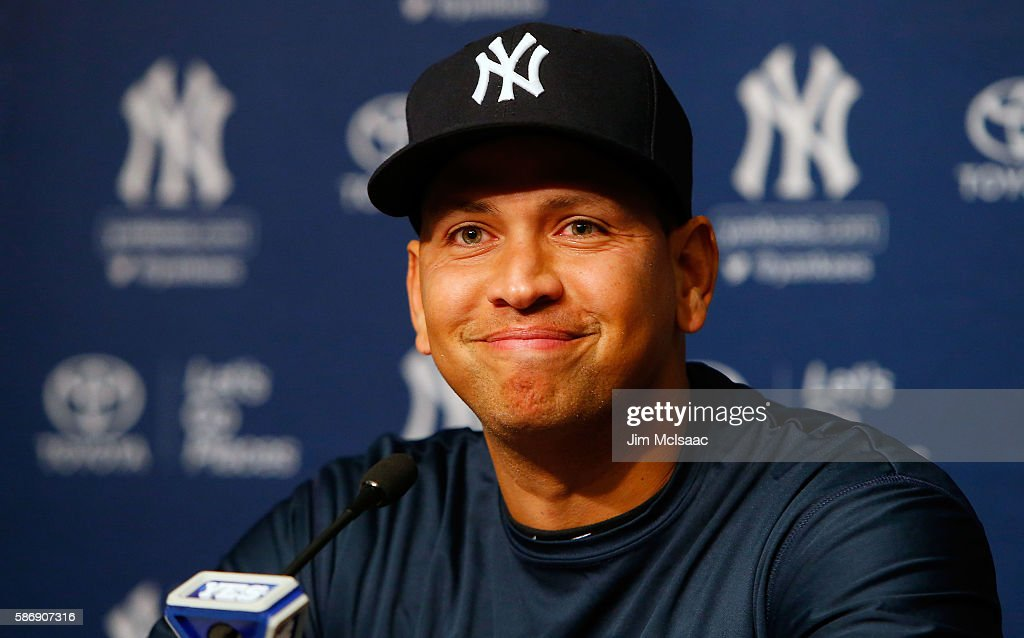 Alex Rodriguez News Conference
