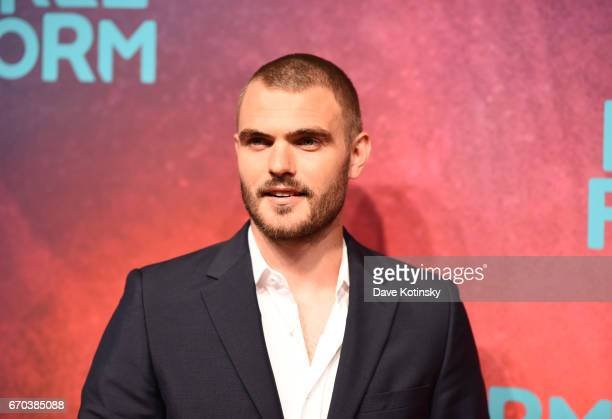 Alex Roe of 'Siren' attends Freeform 2017 Upfront at Hudson Mercantile on April 19 2017 in New York City