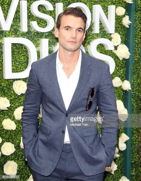 Alex Russell arrives to the 2017 Summer TCA Tour CBS Television Studios' Summer Soiree held at CBS Studios Radford on August 1 2017 in Studio City...