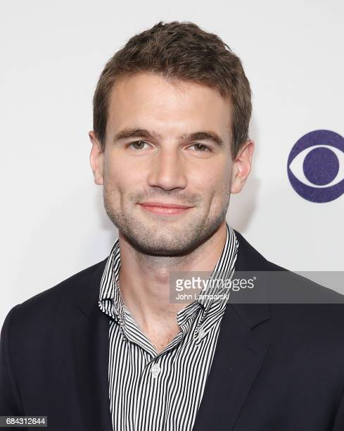 Alex Russell attends 2017 CBS Upfron at The Plaza Hotel on May 17 2017 in New York City