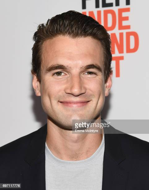 Alex Russell attends the 'Izzy Gets The Fuck Across Town' and 'Ok Call Me Back' Premieres during the 2017 Los Angeles Film Festival at Arclight...