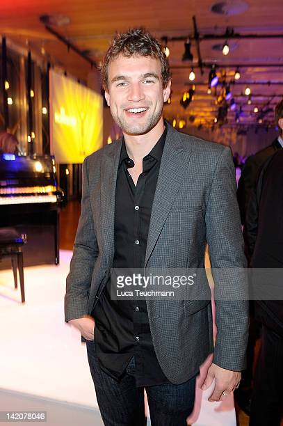Alex Russell attends the Jupiter Award at the Cafe Moskau on March 29 2012 in Berlin Germany