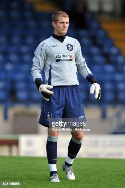 Alex Smithies Huddersfield Town goalkeeper