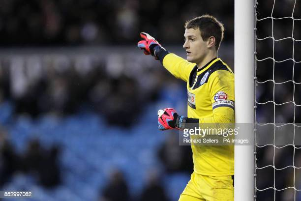 Alex Smithies Huddersfield Town goalkeeper