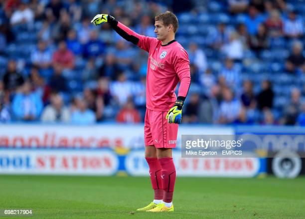 Alex Smithies Huddersfield Town