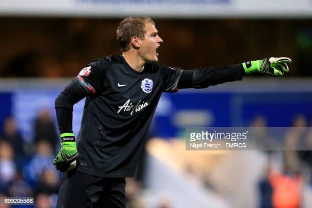 Alex Smithies Queens Park Rangers goalkeeper