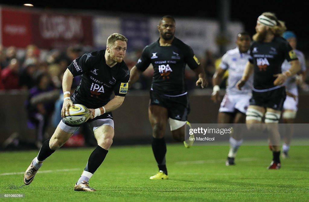 Newcastle Falcons v Bath Rugby - Aviva Premiership