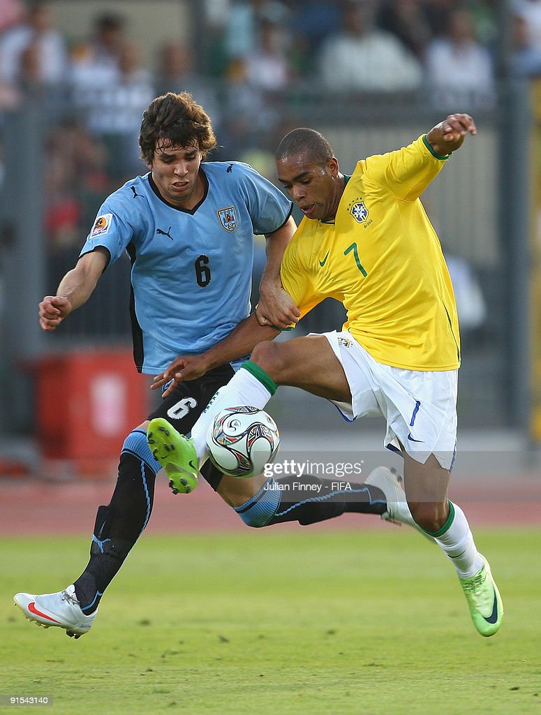 Brazil v Uruguay FIFA U20 World Cup Round of Sixteen s and