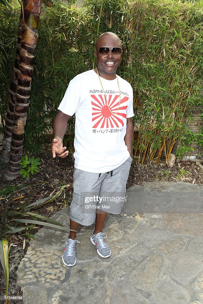 Alex Thomas as seen on July 14, 2013 in Los Angeles, California.