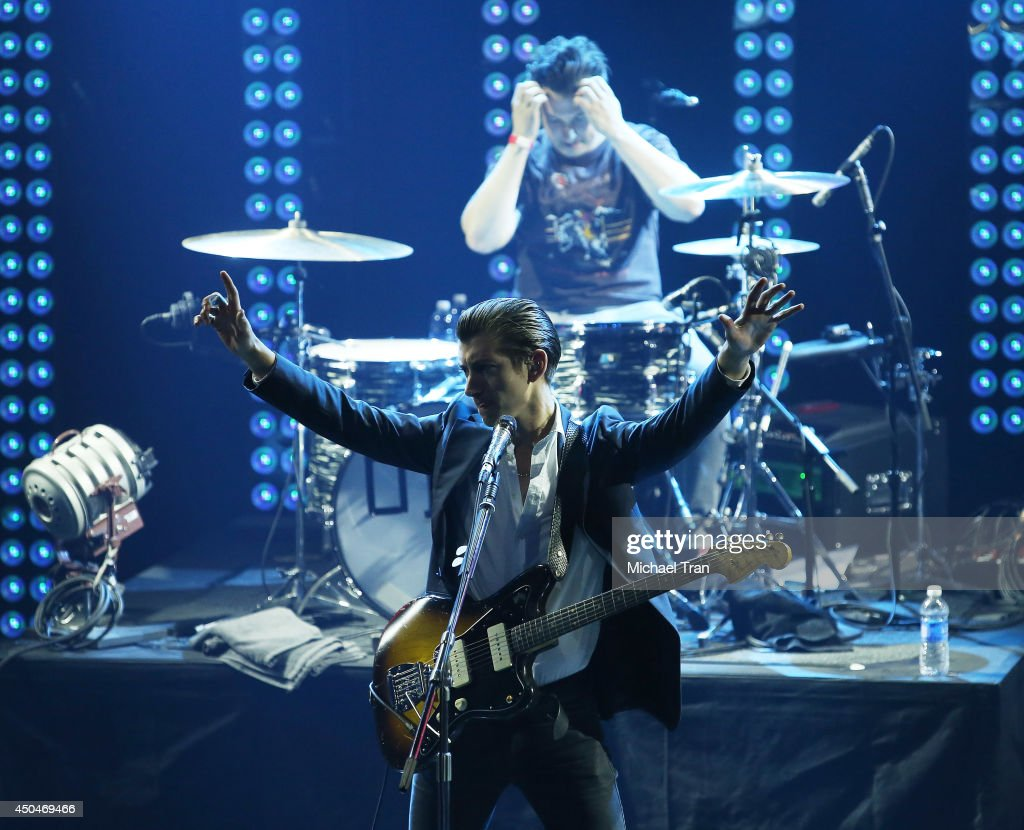 Clear Channel Hosts iHeartRadio Live Series With Arctic Monkeys