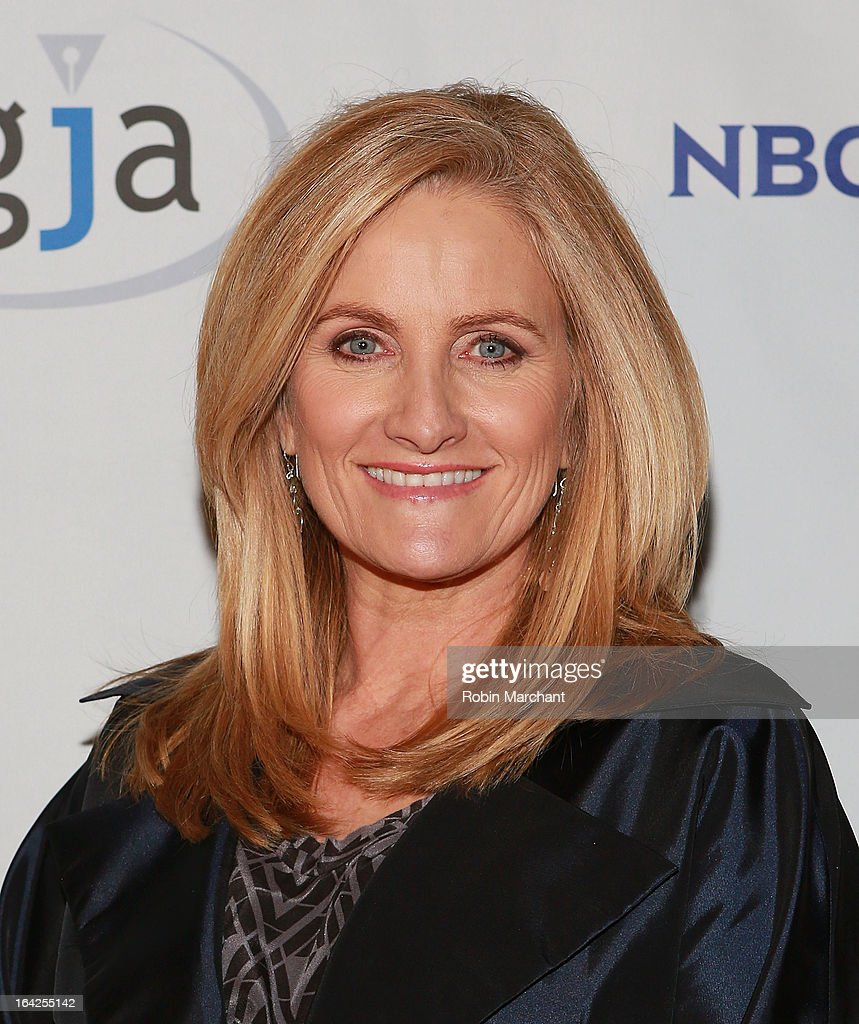 Alex Witt attends National Lesbian And Gay Journalists Association 18th Annual New York Benefit on March 21, 2013 in New York, United States.
