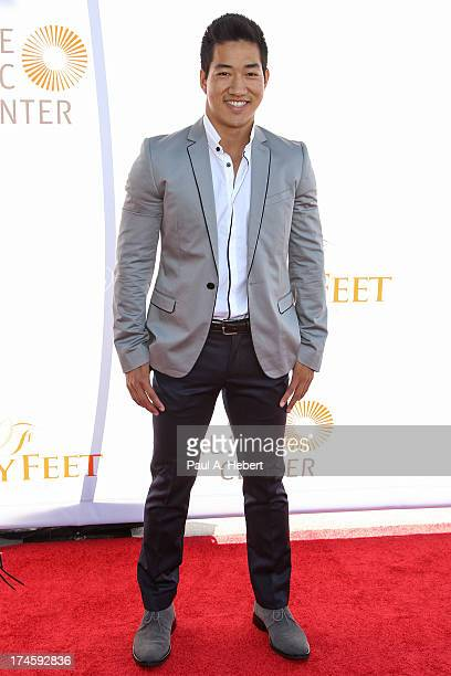 Alex Wong attends the 3rd Annual Dizzy Feet Foundation's Celebration Of Dance Gala at Dorothy Chandler Pavilion on July 27 2013 in Los Angeles...