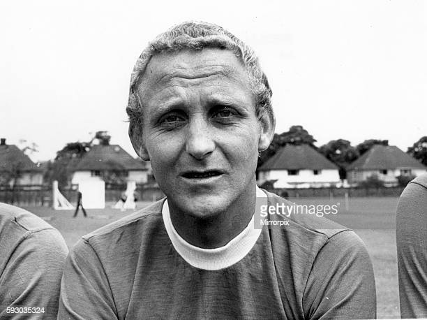 Alex Young Everton football player July 1968