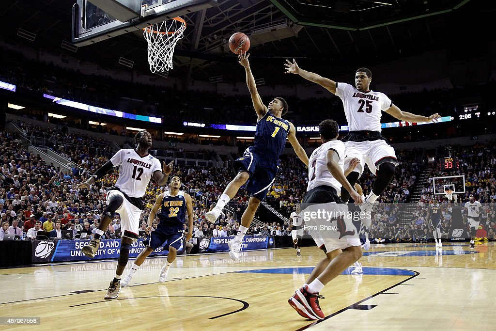 NCAA Basketball Tournament - Second Round - Seattle