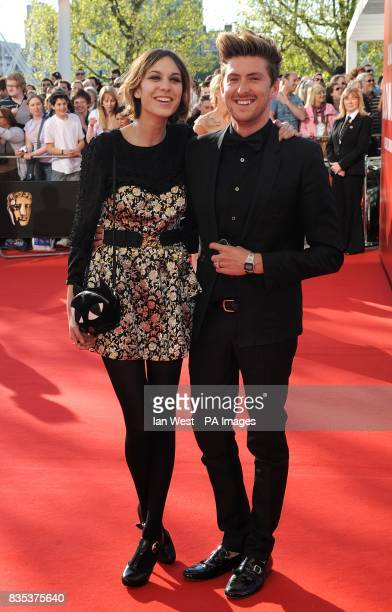 Alexa Chung and Henry Holland arriving for the British Academy Television Awards at the Royal Festival Hall in central London