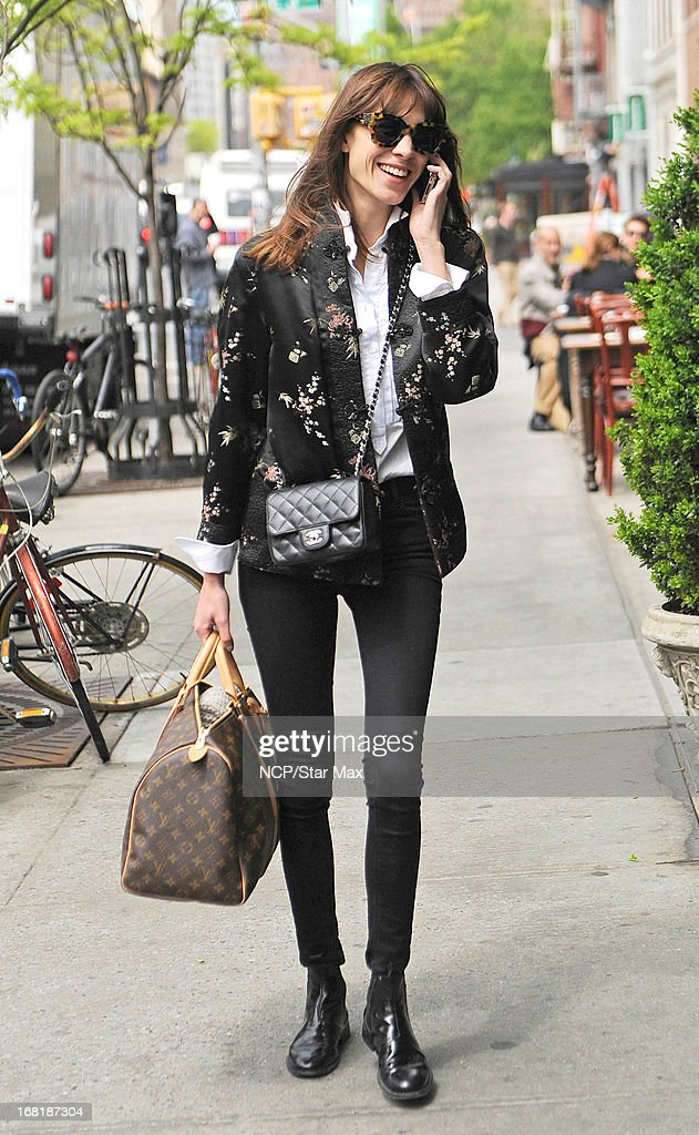 <a gi-track='captionPersonalityLinkClicked' href=/galleries/search?phrase=Alexa+Chung&family=editorial&specificpeople=3141821 ng-click='$event.stopPropagation()'>Alexa Chung</a> as seen on May 6, 2013 in New York City.