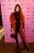 Alexa Chung attends as Browns Focus CocaCola host an exclusive London Fashion week Party to celebrate hot new design talent Ashley Williams on...
