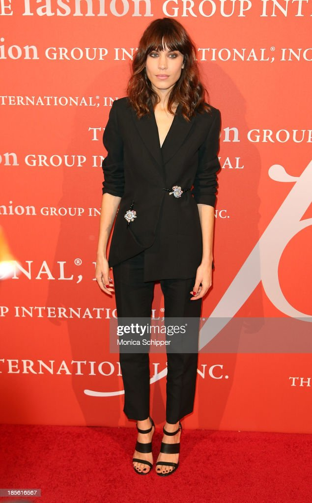 <a gi-track='captionPersonalityLinkClicked' href=/galleries/search?phrase=Alexa+Chung&family=editorial&specificpeople=3141821 ng-click='$event.stopPropagation()'>Alexa Chung</a> attends the 30th annual Fashion Group International Night of Stars on October 22, 2013 in New York City.