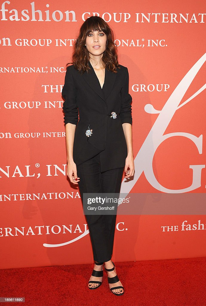 <a gi-track='captionPersonalityLinkClicked' href=/galleries/search?phrase=Alexa+Chung&family=editorial&specificpeople=3141821 ng-click='$event.stopPropagation()'>Alexa Chung</a> attends the 30th Annual Night Of Stars presented by The Fashion Group International at Cipriani Wall Street on October 22, 2013 in New York City.