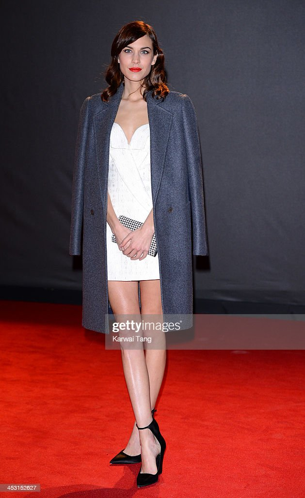 <a gi-track='captionPersonalityLinkClicked' href=/galleries/search?phrase=Alexa+Chung&family=editorial&specificpeople=3141821 ng-click='$event.stopPropagation()'>Alexa Chung</a> attends the British Fashion Awards 2013 held at the London Coliseum on December 2, 2013 in London, England.