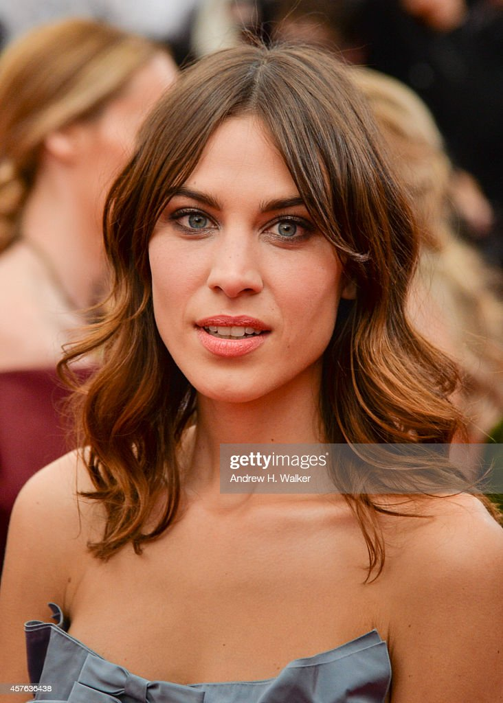 <a gi-track='captionPersonalityLinkClicked' href=/galleries/search?phrase=Alexa+Chung&family=editorial&specificpeople=3141821 ng-click='$event.stopPropagation()'>Alexa Chung</a> attends the 'Charles James: Beyond Fashion' Costume Institute Gala at the Metropolitan Museum of Art on May 5, 2014 in New York City.