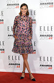 Alexa Chung attends the Elle Style Awards 2015 at Sky Garden @ The Walkie Talkie Tower on February 24 2015 in London UK