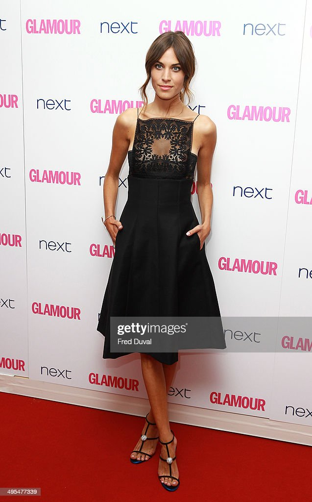 <a gi-track='captionPersonalityLinkClicked' href=/galleries/search?phrase=Alexa+Chung&family=editorial&specificpeople=3141821 ng-click='$event.stopPropagation()'>Alexa Chung</a> attends the Glamour Women of the Year Awards at Berkeley Square Gardens on June 3, 2014 in London, England.