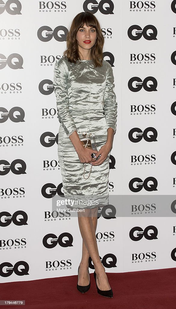 <a gi-track='captionPersonalityLinkClicked' href=/galleries/search?phrase=Alexa+Chung&family=editorial&specificpeople=3141821 ng-click='$event.stopPropagation()'>Alexa Chung</a> attends the GQ Men of the Year awards at The Royal Opera House on September 3, 2013 in London, England.