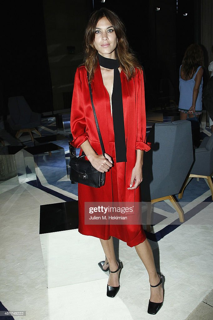 <a gi-track='captionPersonalityLinkClicked' href=/galleries/search?phrase=Alexa+Chung&family=editorial&specificpeople=3141821 ng-click='$event.stopPropagation()'>Alexa Chung</a> attends the Miu Miu Resort Collection 2015 at Palais d'Iena on July 5, 2014 in Paris, France.