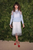 Alexa Chung attends The Ninth Annual CFDA/Vogue Fashion Fund Awards at 548 West 22nd Street on November 13 2012 in New York City