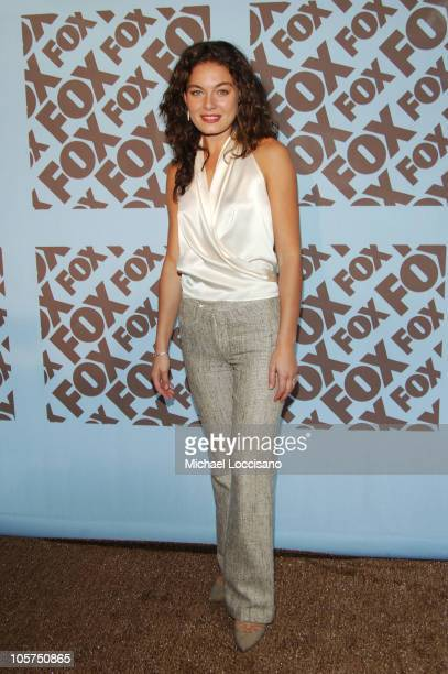Alexa Davalos during 2005/2006 FOX Prime Time UpFront Arrivals in New York City New York United States