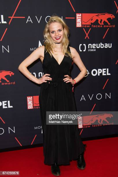 Alexa Emilia Rawa attends the New Faces Award Film at Haus Ungarn on April 27 2017 in Berlin Germany