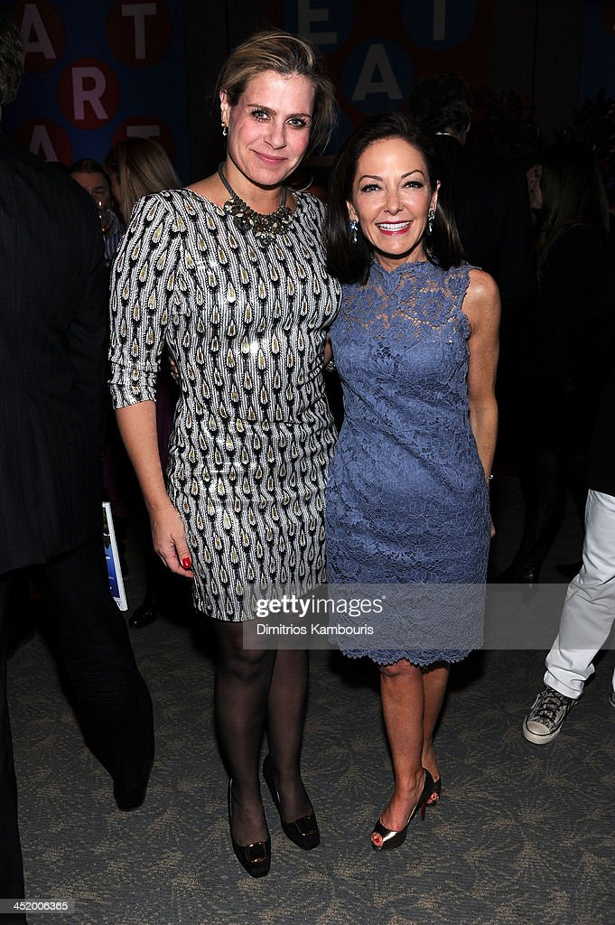 Alexa Hampton and <a gi-track='captionPersonalityLinkClicked' href=/galleries/search?phrase=Margaret+Russell&family=editorial&specificpeople=221550 ng-click='$event.stopPropagation()'>Margaret Russell</a>, Editor In Chief of Architectural Digest attend The AD100 Gala Hosted By Architectural Digest Editor In Chief <a gi-track='captionPersonalityLinkClicked' href=/galleries/search?phrase=Margaret+Russell&family=editorial&specificpeople=221550 ng-click='$event.stopPropagation()'>Margaret Russell</a> at The Four Seasons Restaurant on November 25, 2013 in New York City.