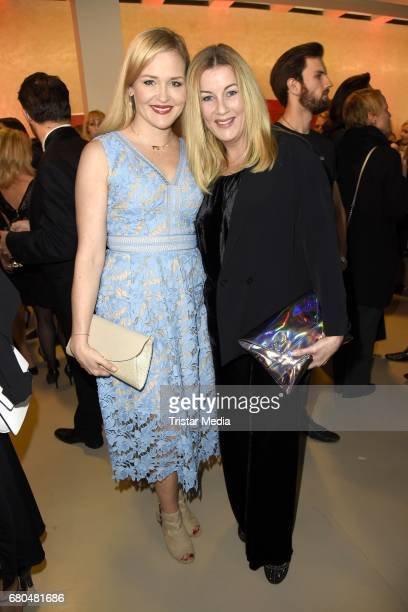 Alexa Maria Surholt and Judith Hoersch attend the Victress Awards Gala 2017 on May 8 2017 in Berlin Germany